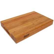 Cherry-Edge-Grain-Reversible-Cutting-Board