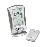 Chass True Time and Temp Wireless Weather Station Radio Control Clock by Chass