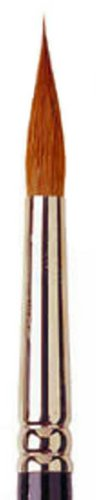 #1 Pure Kolinsky Sable Fine Point Round Artist Brush Series 8408 By Raphael -
