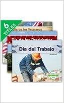 Descarga gratuita de audio de libros en línea D-As Festivos (Dias Festivos) 1629703362 in Spanish PDF PDB CHM