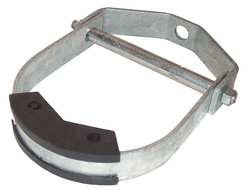 Anvil International Inc. Anvil 10-1/4'' Carbon Steel Clevis Hanger, Size 6 for 2-1/2 to 5'' Pipe Size