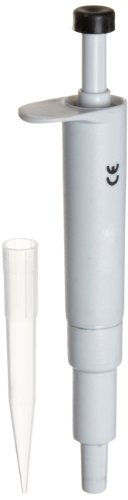 LabSciences 1000-KP Autoclavable Miniature Pipettor for Test Kits, 1000 microliter Volume, +/- 0.5 percent ()