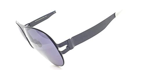 Mykita Bernhard Willhelm Franz Black Frame Black Lens ()