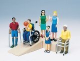 Friends with Diverse Abilities Figure Set