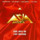 Asia - Live In Moscow - Essential - ESSCD 174 (Asia Live Cd)