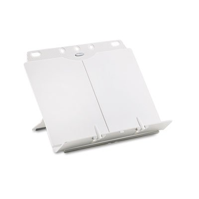 - BookLift Copyholder, Plastic, One Book/Pad, Platinum, Sold as 1 Each