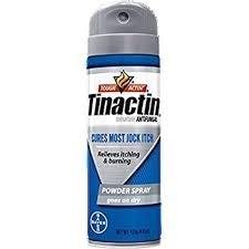 Tinactin Antifungal Powder Spray 4.6oz (Pack of 5)