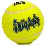 KONG Air Dog Squeakair Tennis Balls Dog Toy, Medium, Yellow, 30/pack, My Pet Supplies