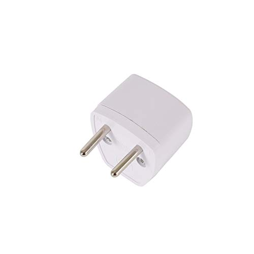 BianchiPatricia AU UK US to EU AC Power Plug Adapter Adaptor Converter Outlet Home Travel Wall