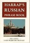 Harrap's Russian Phrase Book, Lexus Firm Staff, 0133887456