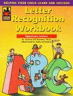 img - for Letter Recognition Workbook: Uppercase Letters (Tutor Books - Helping Your Child Learn and Succeed) book / textbook / text book