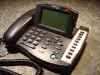 FansTel Two Line Big Screen Caller ID Phone ST218