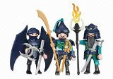 Playmobil Add-On Series - 3 Green Samurai Knights ()