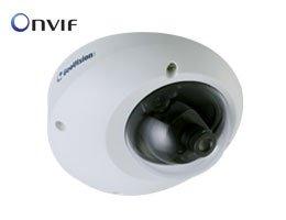 Geovision GV-MFD1501-1F 1.3 MP H.264 Super Low Lux, WDR Mini Fixed Dome Camera (White)