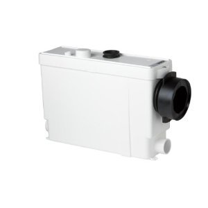 Saniflo 011 SANIPACK Macerating Pump for In Wall Frame System, White