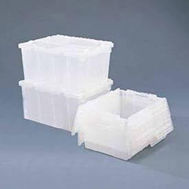 Price comparison product image ORBIS Flipak Attached Lid Container -21-4 / 5 x 15-1 / 5 x 9-4 / 5