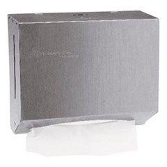 (6 Pack Value Bundle) KCC09216 Windows Scottfold Compact Towel Dispenser, 10 3/5 x 9 x 4 3/4, Stainless (Windows Scottfold Compact)