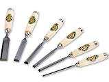 Two Cherries Special 6 Pc Boxed Chisel -