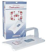 Janome Memory Craft Clothsetter ()