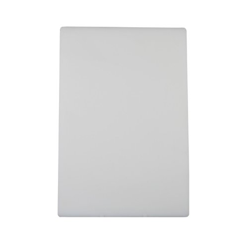 (Excellante 20 by 15 by 1/2-Inch Color Polyethylene Board, White)