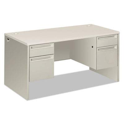 HON38155B9Q - 38000 Series Double Pedestal Desk ()