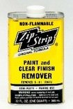 Zip Strip 33-601ZIPEXP 1 Quart Original Formula Paint & Varnish Remover