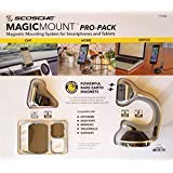 Alm Phone - SCOSCHE MagicMount Pro-Pack Universal Fit Magnetic Mounting System for Smartphones and Tablets