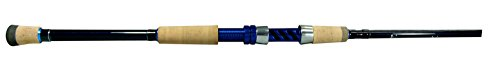 Okuma's Nomad Inshore Saltwater Multi Action Travel Rods-NTi-S-703ML-M (Blue/Black, 7-Feet)