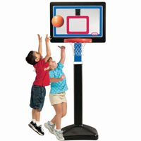 Little Tikes Just Like the Pros Basketball Set by Little Tikes (Image #1)