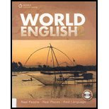 World English 2 with Student CD-ROM (US), Milner and Kristin L. Johannsen, 142406337X