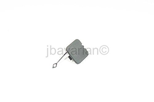 tow hook cover e46 - 8