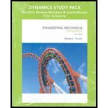 Dynamics Study Pack, Bedford, Anthony M., 0136140017