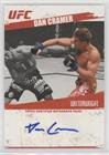 Dan Cramer (Trading Card) 2009 Topps UFC - Fighter Autographs #FA-DC
