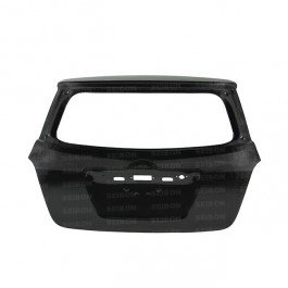Seibon Carbon Fiber Trunk Lid for 2009-2011 Toyota ()