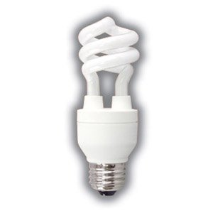 Dimmable cfl 14 watt mini spiral 27k compact fluorescent dimming dimmable cfl 14 watt mini spiral 27k compact fluorescent dimming light bulb supra life warm tone mozeypictures Image collections
