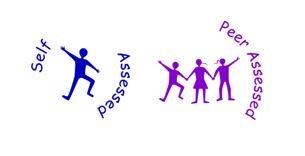 Peer Assessed & Self Assessed Teacher Reward Stamps - Trodat Classmate OfficeCentre Athena17