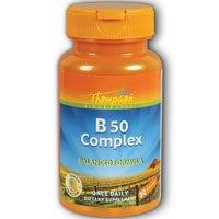 Thompson B-Complex , 30 Capsules,  (Pack of 3)