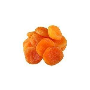 Bulk Dried Fruit 100% Organic Unsulphured Apricot Halves Bulk 5 Lbs by Dried Fruit by Dried Fruit