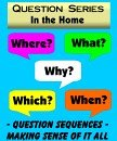 In the Home Flashcard Question Set