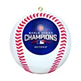 Chicago Cubs 2016 World Series Champions Replica Baseball Ornament