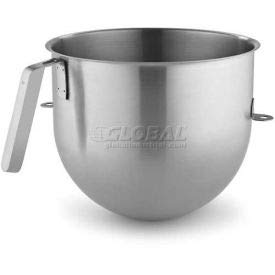 Kitchenaid Commercial Dishwasher - KitchenAid Commercial 8 Qt. Bowl, Stainless Steel - NSF