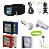 CrazyOnDigital Nano_6G_16items CrazyOnDigital 16-in-One A...