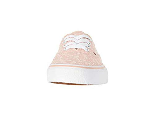 Pink White True Evening Marled Sand Vans Authentic Canvas wnxqX0tz6