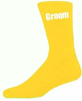 cerca ufficiale selezione speciale di come comprare Giallo calze da uomo per matrimonio - sposo di alta qualità ...