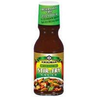 - Kikkoman Preservative Free Stir Fry Sauce, 11.4 Ounce - 12 per case.