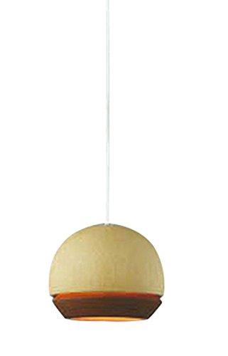 コイズミ照明 ペンダントライト guli プラグ ウッディブラウン色ツヤなし AP40094L B00KVWM9T2