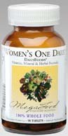 Women's One Daily by DailyFoods (60 Tablets)