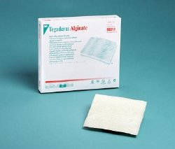 Tegaderm Alginate Dressing by 3M Healthcare ( DRESSING TEGAGEN ALGINATE ) 10 Each / box