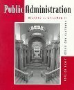 Public Administration : Concepts and Cases, Stillman, Richard J., II, 0395754925
