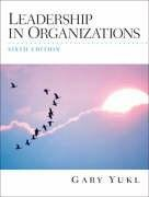 Leadership in Organizations (6th Edition)
